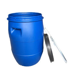30L 50L 60L 120L Plastic Barrels and Drums --top blue plastic barrels drum