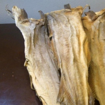 Factory price Dry Stock Fish Cod