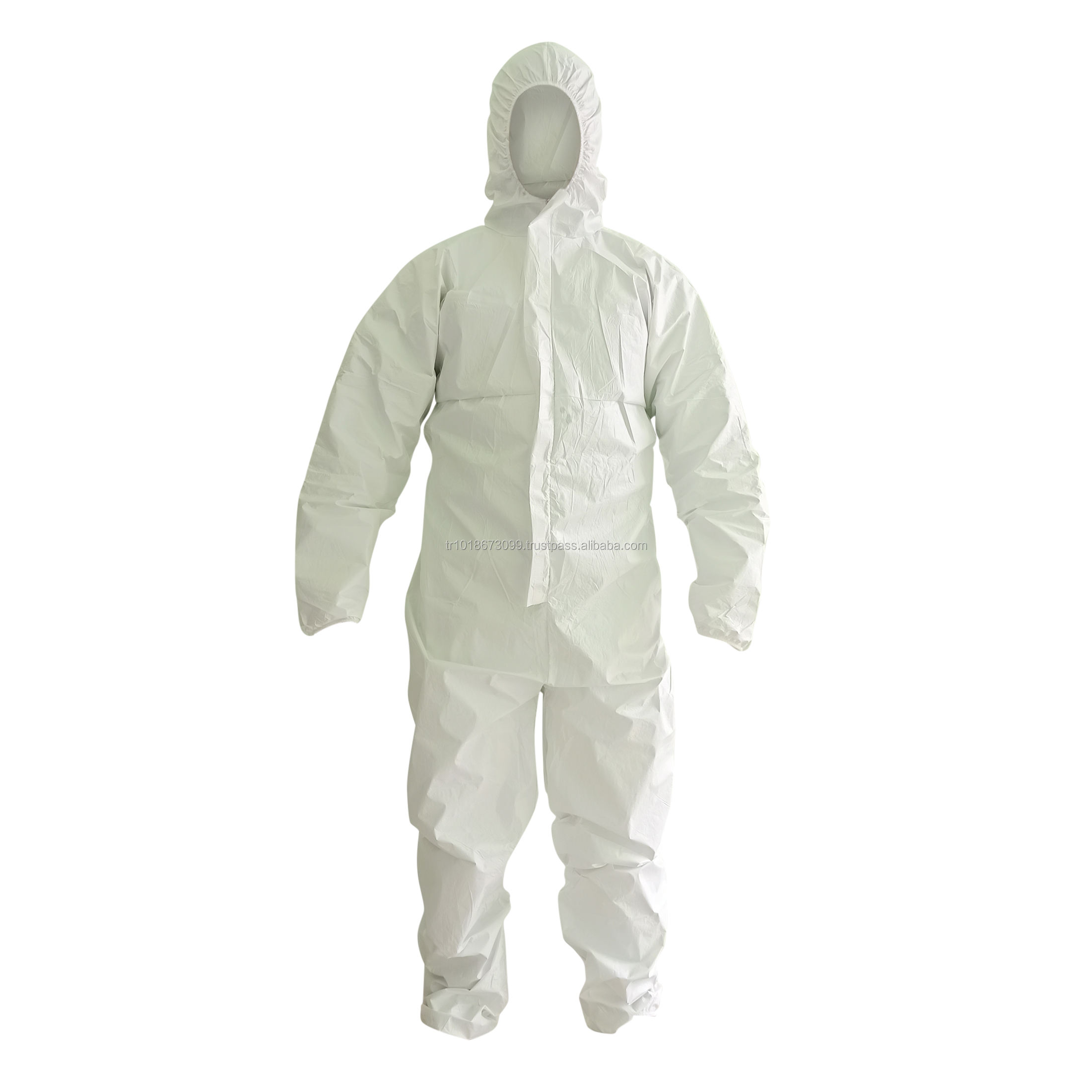 Coverall full protect Suit from Turkey medical staff Protective Clothing Category III L,XL,XXL Type 5 and 6, CE Certified