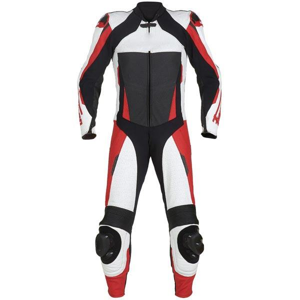 Leather Motorbike Racing Suits Motorfiets Race Pak Custom Pak