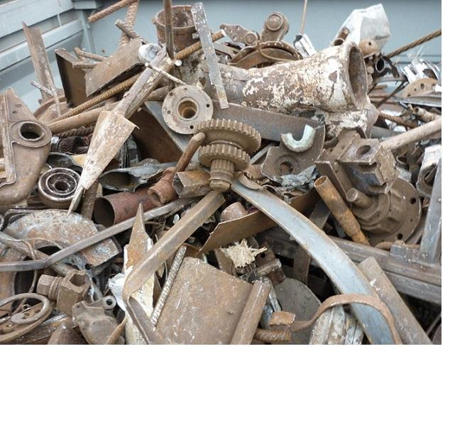 Factory Price Heavy Melting Scrap Copper HMS 1&2 Used Rail exporting