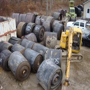 Old Conveyor Belt Scrap/used Conveyor Belt