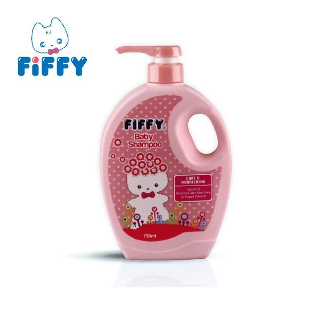 Baby Shampoo with Aloe Vera and yogurt extract 750ml