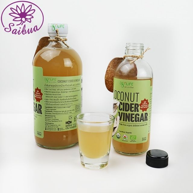 Großhandel OEM organic Coconut Apfelwein <span class=keywords><strong>Essig</strong></span> Thailand