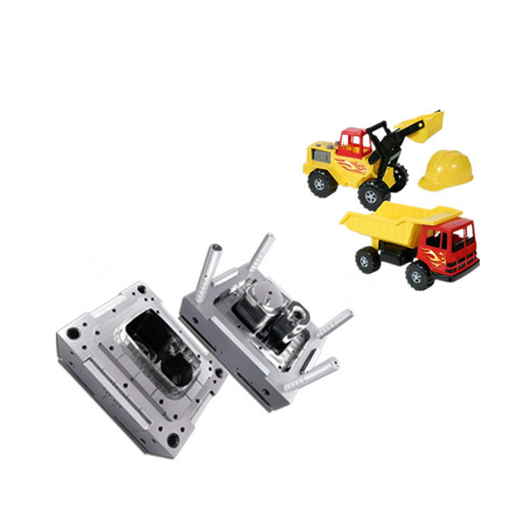 Plastic mould for children toy car