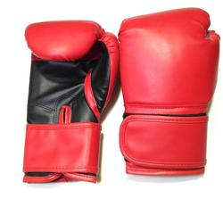 Boxing Gloves Bag Pu Lace Material Origin Place Model Custom Logo Quay Thai Professional Winner Gloves