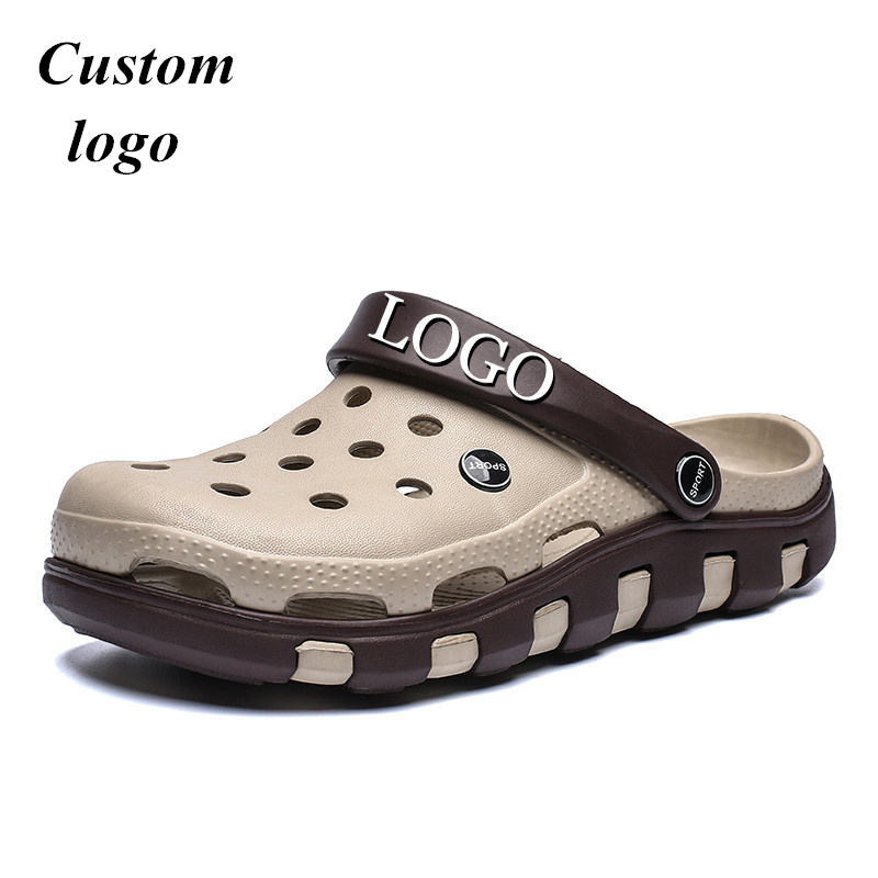 Wholesale Factory Price New Design EVA Anti-Slip Unisex Clogs Shoes Custom Logo shoes Classic Garden EVA Clogs