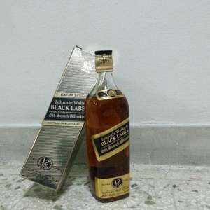 Quality JOHNNIE WALKER BLACK LABEL WHISKY 750ML /Red Label/Double Black whiskey !!!