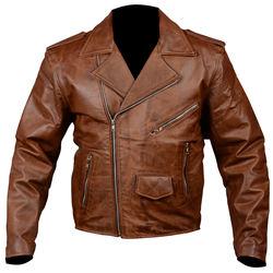 Motarbike Leather Jackets Mens