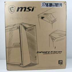 Wholesale MSI Infinite X Plus 9SF-270US Enthusiast Gaming Desktop GeForce RTX 2080 Ti 11G  i9-9900K 32GB 512GB SSD + 2TB HDD