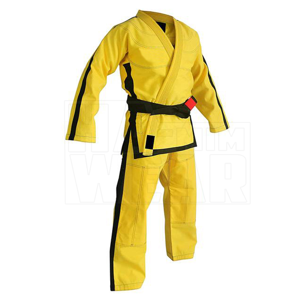 Martial Arts Student Karate Suit Uniform Custom Made Karate Uniform With Belt