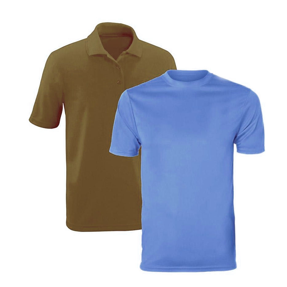 Anti static t shirt anti bacterial t shirt anti warm t shirt