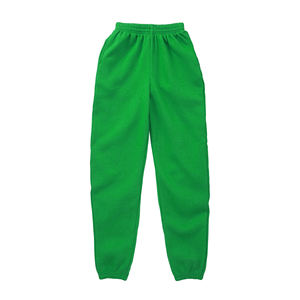 Fitted Men Sweatpants Custom Green Joggers Casual Men's Sweatpants Gym Cotton Trousers