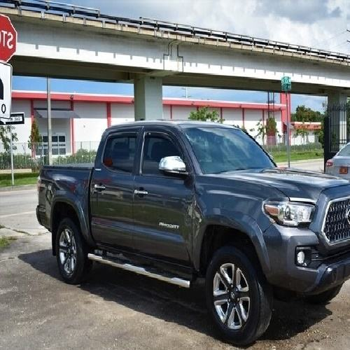 Used LHD/RHD 2017 2018 2019 T_acoma used DOUBLE CAB 5.0 FT SB