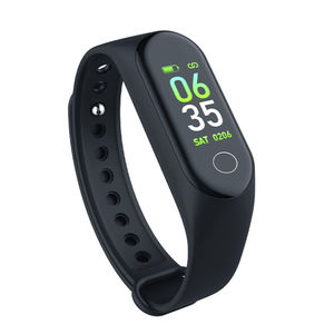Beautiful Fitness Band Pedometer Watch Activity Tracker For Tracking Daily Settpower M4