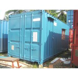 MALAYSIA USED CONTAINER FOR OFFICE
