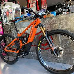 O rbea W ild FS M10 2020 Electric Mountain Bike