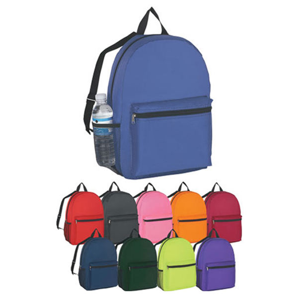 Personalized Promotional Adversting Backpack Sports Bag Cheap Back Pack