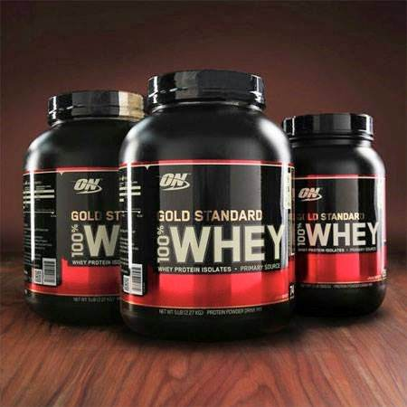 Nutrition Gold Standard 100% Whey Protein 908g / 2lb Genuine Product