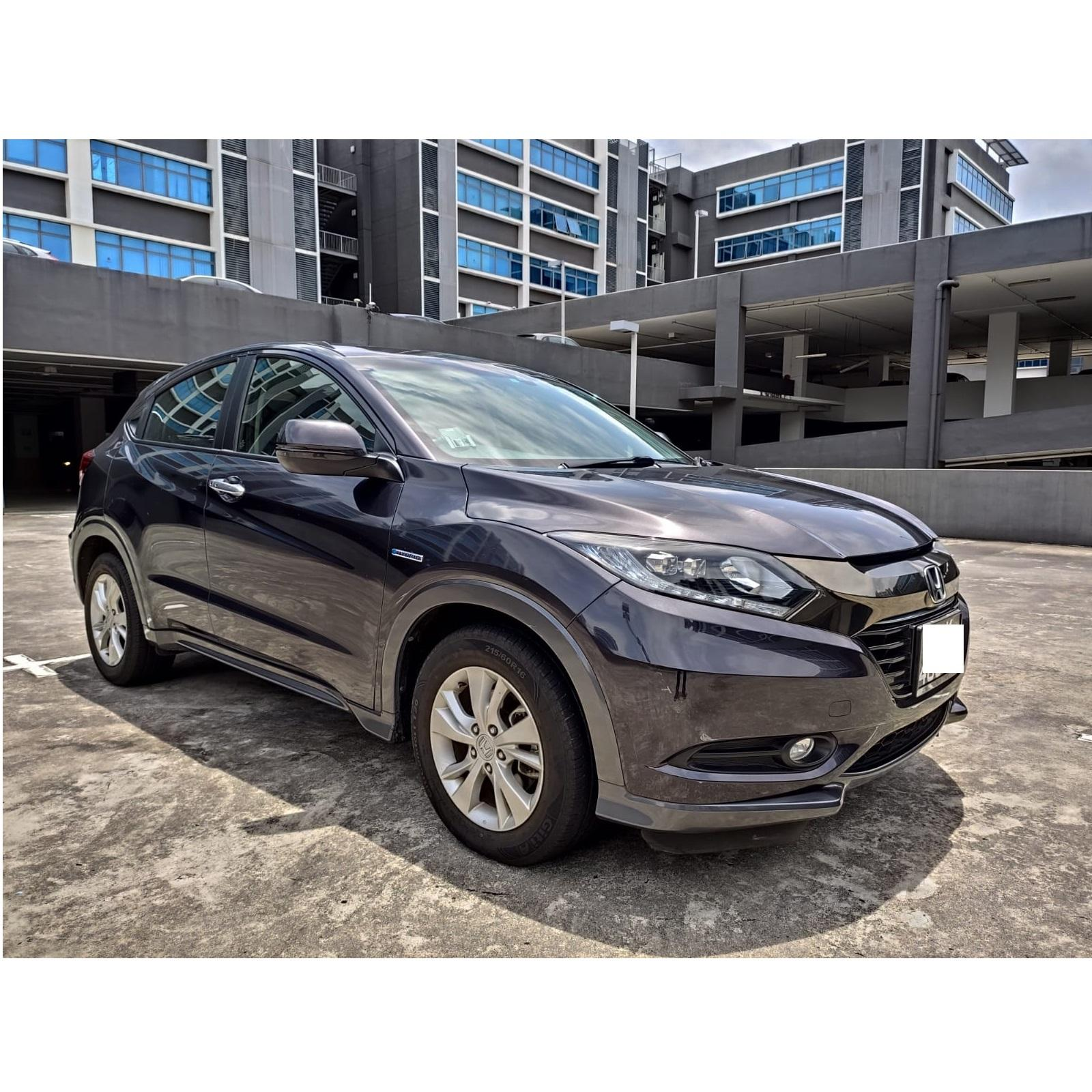 Automatic Hybrid Used Motor Car SUV Good Price For Sale Japan HONDA VEZEL HYBRID 1.5X A