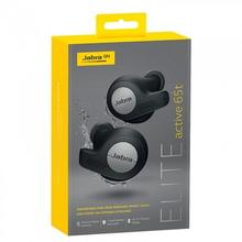 New Jabra Elite Active 65t Alexa Enabled True Wireless Sports Earbuds with Charging Case