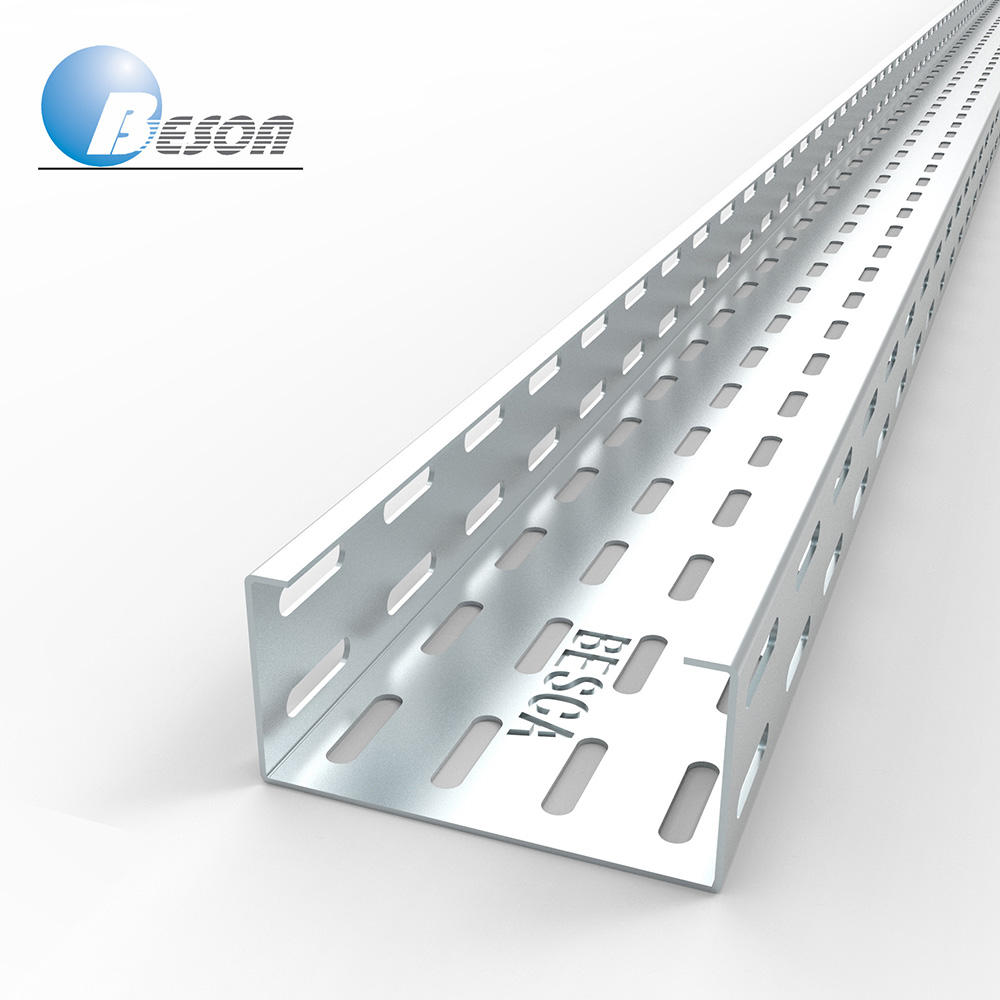 Light Weight AU Cable Tray In Pre-galvanized