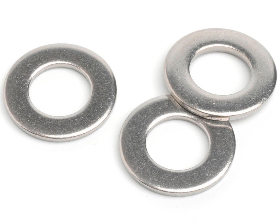 Multipack M6 Form A Flat Washers (DIN 125) - Stainless Steel (A2)