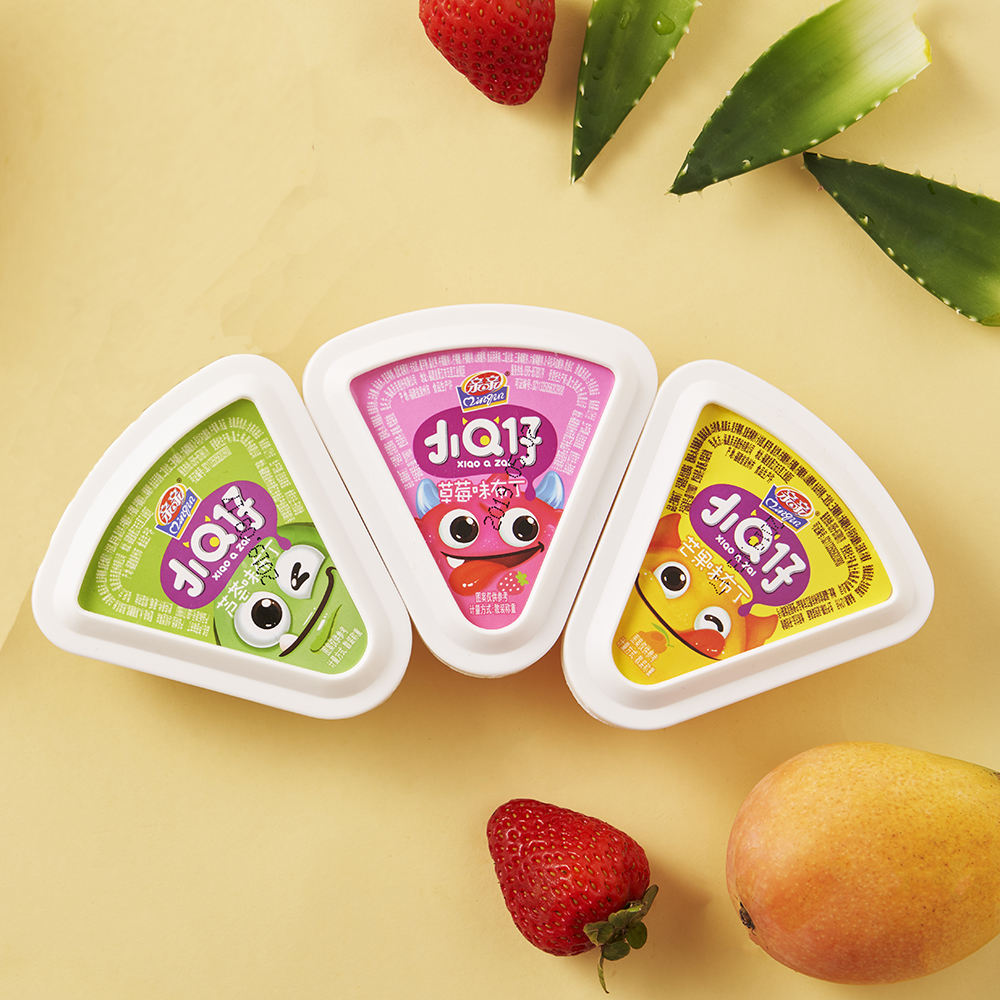 Fruit Jelly Factory OEM Custom A Pudding Company