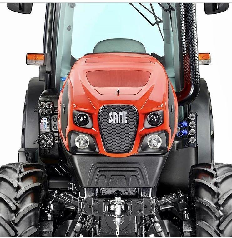 Farming Tractor Chinese 105hp 4wd Clutch Training Style Engine Technical Air Parts Sales Wheel