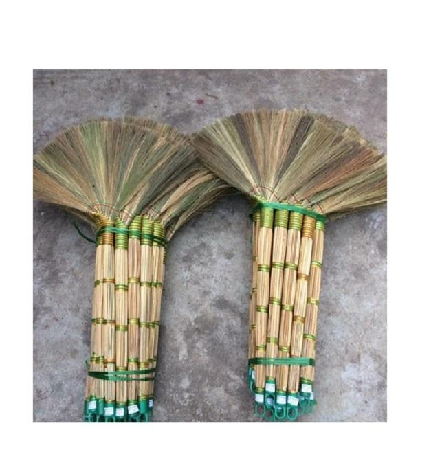 VietNamese Natural Straw Broom Cheap Price