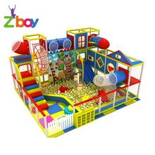 Hot sale kids soft play EVA mat ball pool indoor playground equipment set for children