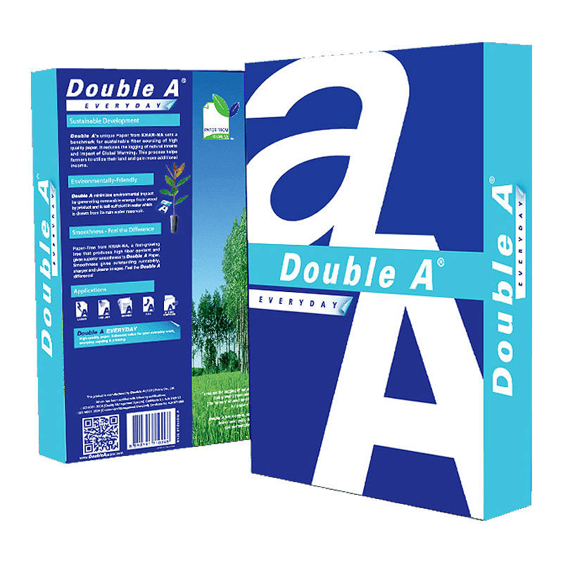Double A4 paper 70 GSM / 80 GSM