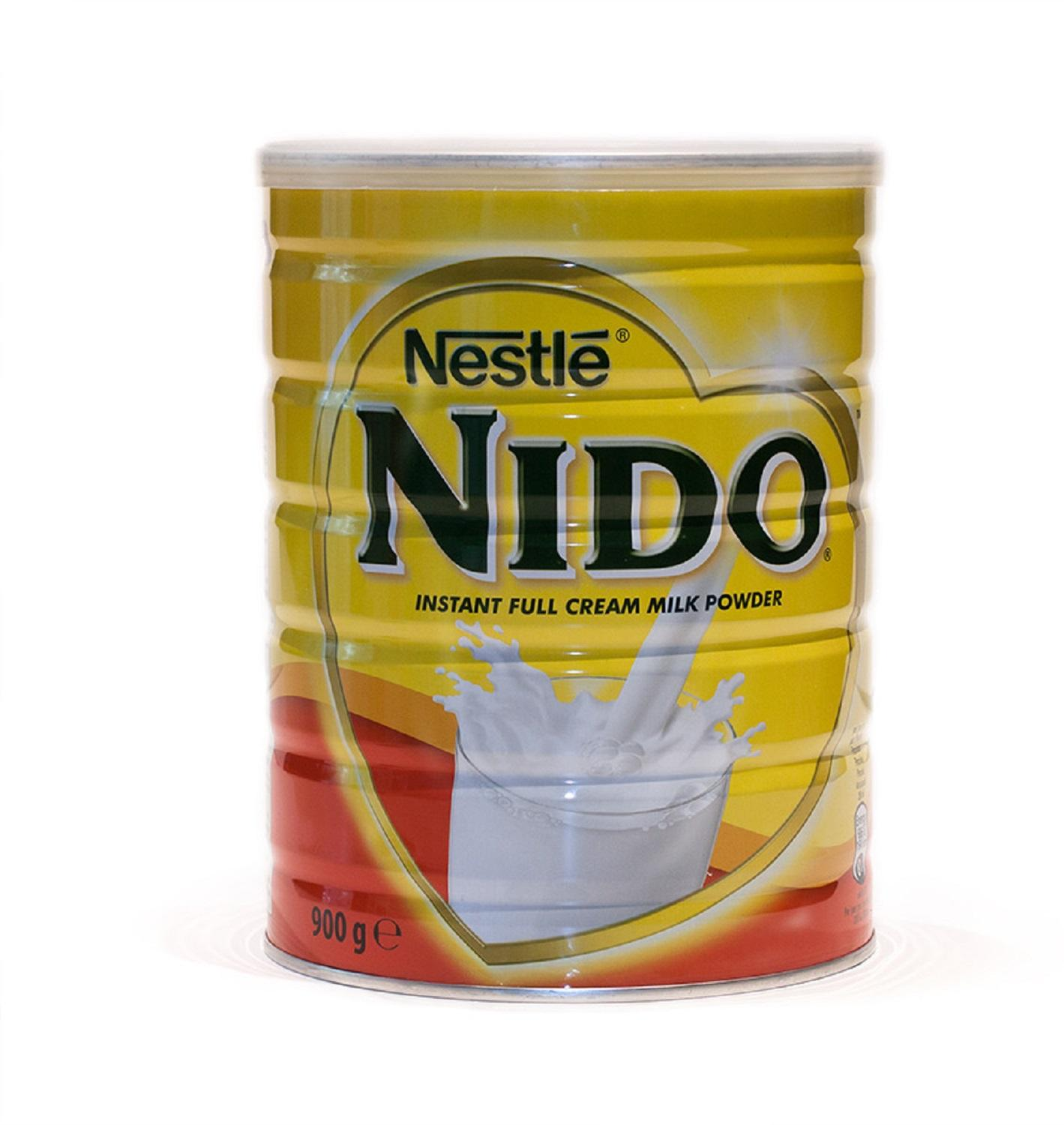 Nestle Nido Milk Powder 400G / 900G/1800G/2500G