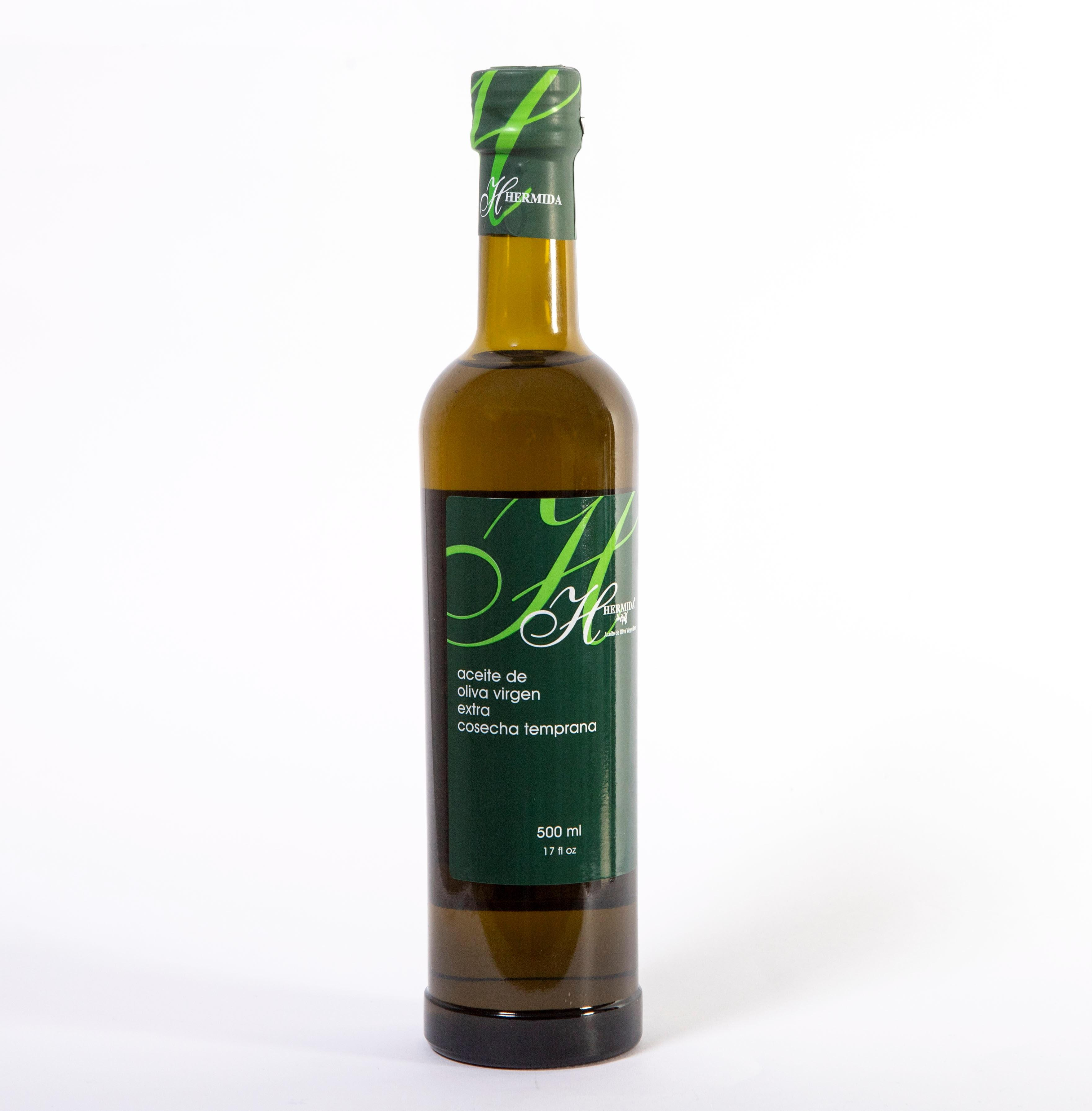 EXTRA VIRGIN OLIVE OIL 500 ML FROM SPAIN