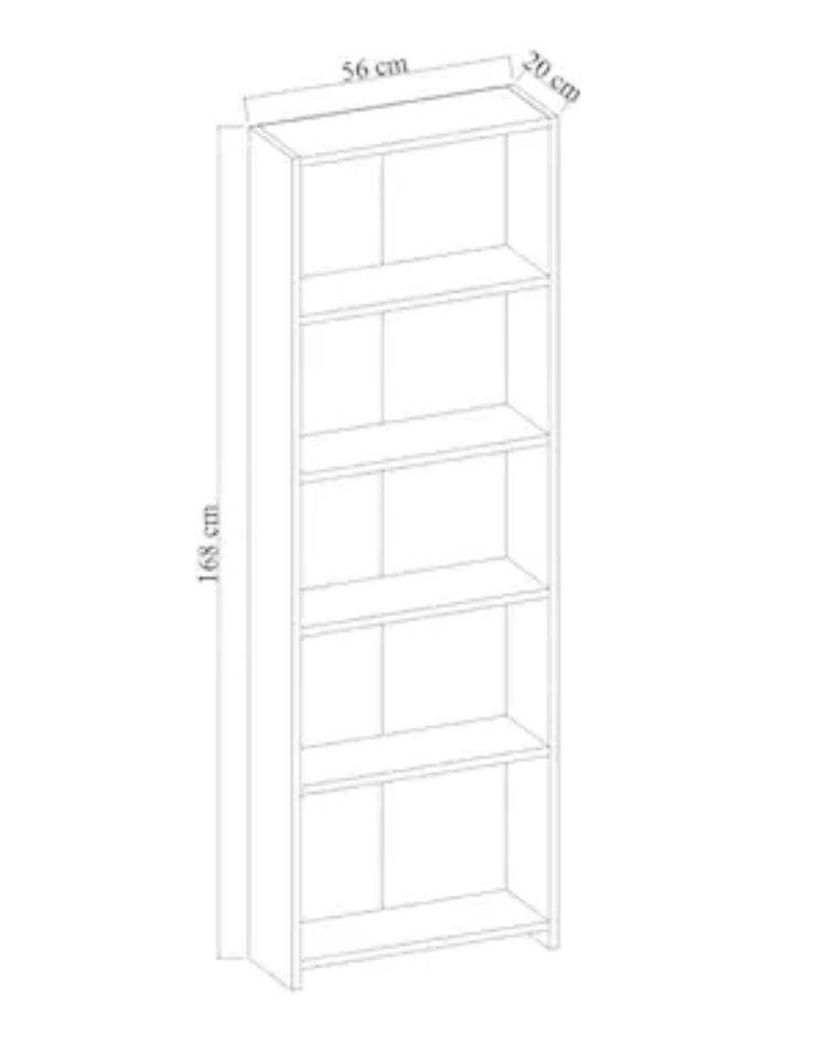 Most popular hot sale great price portable bookcase furniture