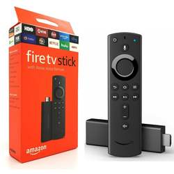 PROMPTENT FREE SHIPPING! For-Amazon TV Fire Stick 4K Ultra HD Firestick with Alexa Voice Remote Streaming Media Player