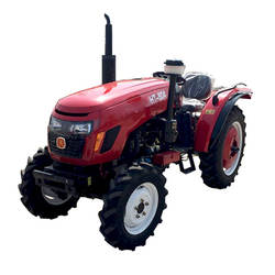 New massey ferguson tractor price list 4WD drive 80 hp farm tractor /agrimotor/agriculture wheel tractor with front end loader