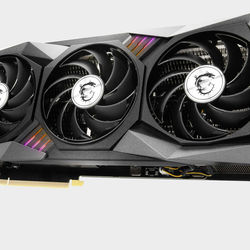 -M-SI NVIDIA GeForce RTX 3060 Ti GAMING TRIO Graphics Card with 8GB GDDR6 for Gaming Desktop Computer MSI 3060ti Graphics card