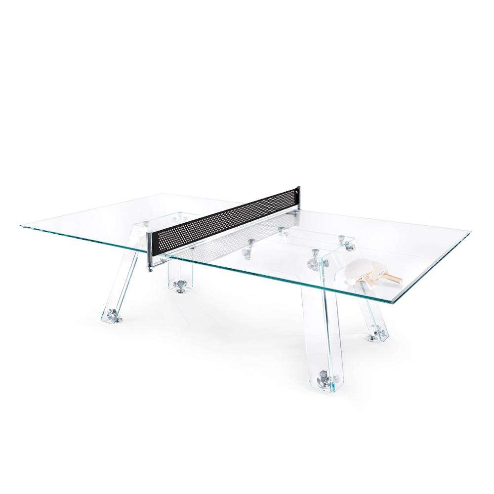 High-quality standard size indoor design ping pong table