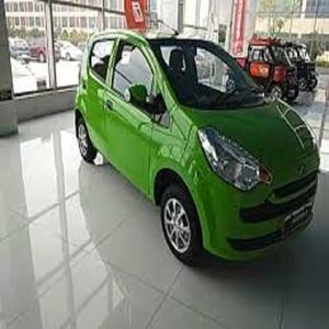 Affordable 4 Seaters Smart Car CE Certificate 4 Wheels Mini Electric Car