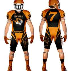 American Football Uniform New Design