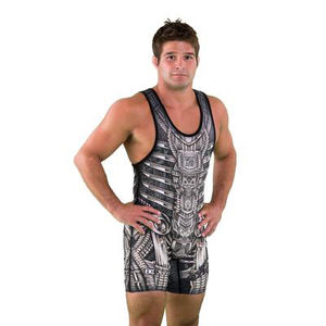 wrestling singlet suit large wrestling