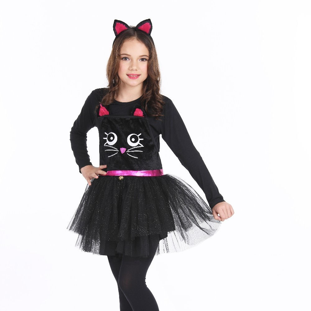 Dream Party Dramatic Halloween Costume Cute Catgirl Apron