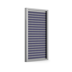 For Commercial, Industrial Usage Solar Panel GOHO100L Louver