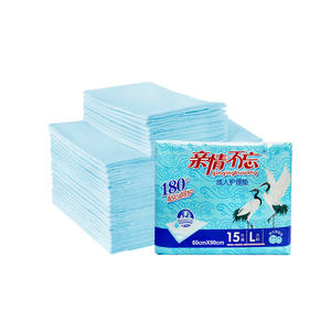 Adult Male Large Incontinence Pee Pad Bed Medic And Hospital Use Disposable Maternity Underpad