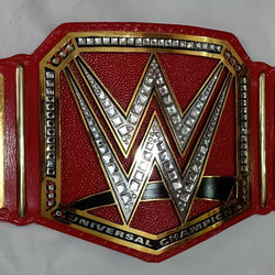 Fine Quality Championship Belt of Universal Championship Belt With Fine Leather Strap
