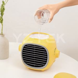 Water cooler table fan electric portable electric fan kids air cooling electric stand fan