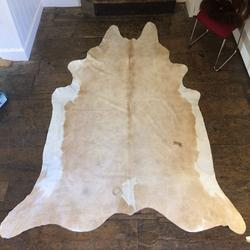 Vegetable Tanned Leather Hides Cow Skins / full grain