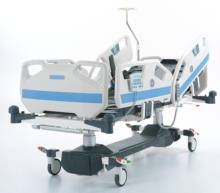 4 Motors Patient Bed - MADE IN EUROPE