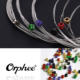 Orphee RX15 6pcs Electric Guitar String Set (.009-.042) Nickel Alloy Super Light Tension I1190